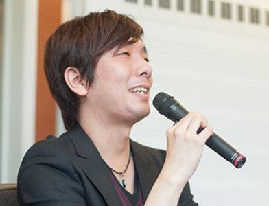 バンタンゲームアカデミー 特別授業 講演風景④