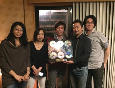 ニンテンドー3DS ポケモン オメガルビー・アルファサファイア スーパーミュージックコンプリート 発売記念パーティ